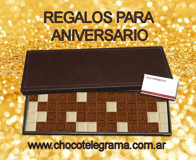 www.chocotelegrama.com.ar REGALOS DE ANIVERSARIO - Buenos Aires - Argentina