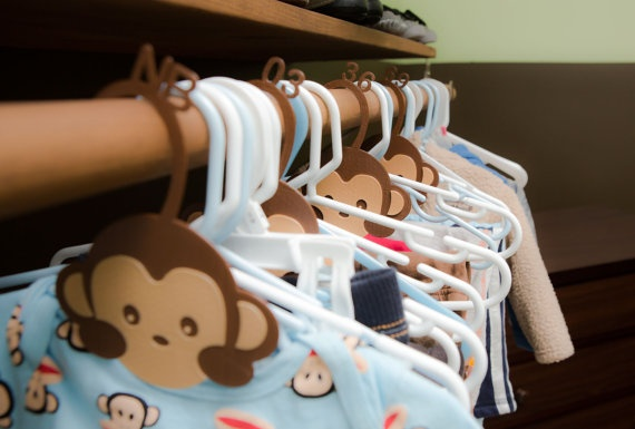 Monkey Closet Dividers by Pixil3D on Etsy