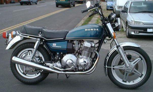 Honda 750 Automatic 1978 Honda 750 Honda 750 Honda Und Honda Cb750