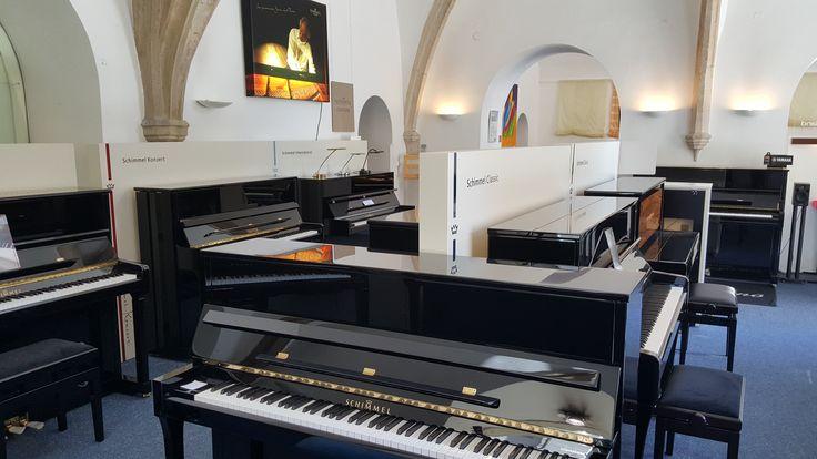 Ein Klavier von #Schimmel steht immer für höchste Qualität...