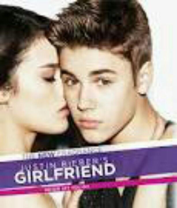 Justin beiber girlfriend