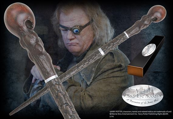 "Alstor ""Mad-Eye"" Moody's Wand"