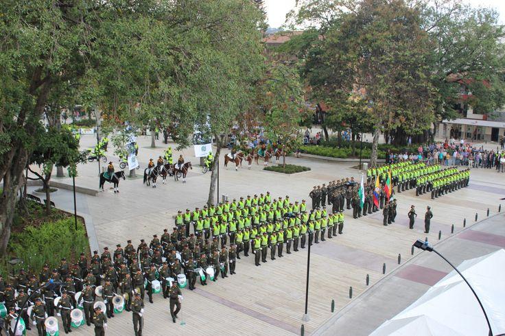 150 nuevos uniformados de la Policia Nacional reforzarán la seguridad de nuestro territorio.