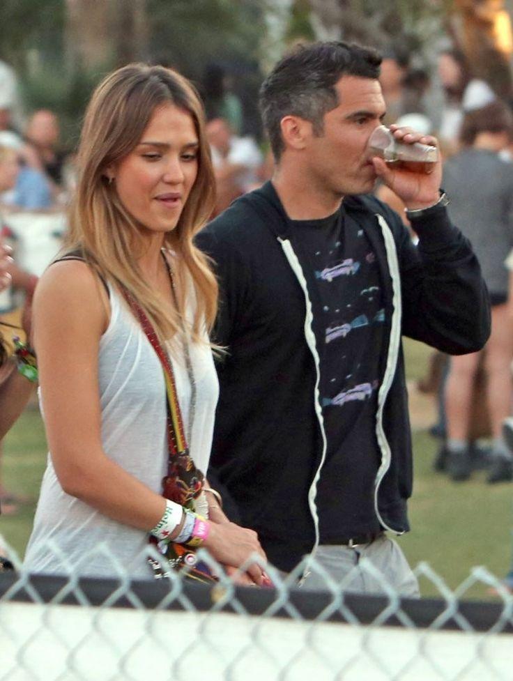 Jessica Alba fotó - Coachella Music Festival 2. hét