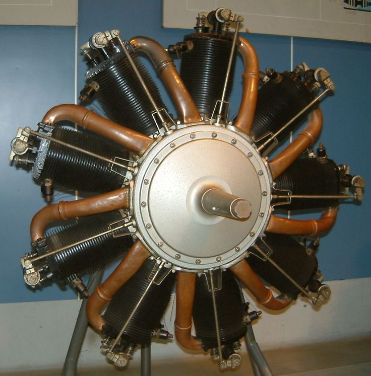 Le Rhone 9C - Aircraft engine - Wikipedia, the free encyclopedia