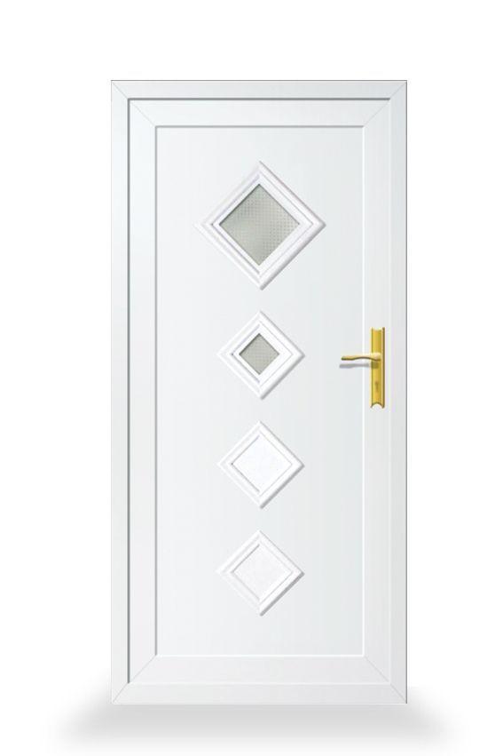 Crocus II.  A műanyag ajtókat nagyon sokan szeretik, mert dekoratívak, könnyen tisztíthatók, és nagyon jól ellenállnak a környezeti hatásoknak.