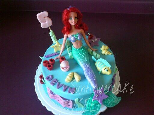 Arial cake