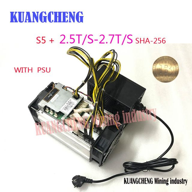 KUANGCHENG Mining BITMAIN S5 + (WITH SPU ) Antminer S5+ 2.5TH Asic Miner 2500GH Super Btc Miner Better s5 s4 s3 s1 USB miner https://betiforexcom.livejournal.com/29274693.html  The post KUANGCHENG Mining BITMAIN S5 + (WITH SPU ) Antminer S5+ 2.5TH Asic Miner 2500GH Super Btc Miner Better s5 s4 s3 s1 USB miner appeared first on bitcoinmining.shop.The post KUANGCHENG Mining BITMAIN S5 + (WITH SPU ) Antminer S5+ 2.5TH Asic Miner 2500GH Super Btc Miner Better s5 s4 s3 s1 USB miner appeared first…