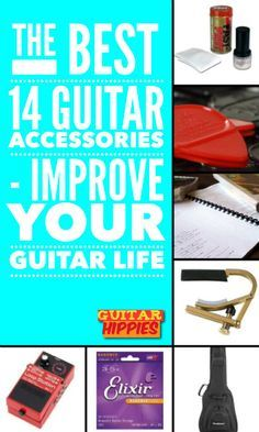 The Best Guitar Accessories - My Favorite 14: Improve your guitar life! GuitarHippies - Enriching Your Musical Journeys