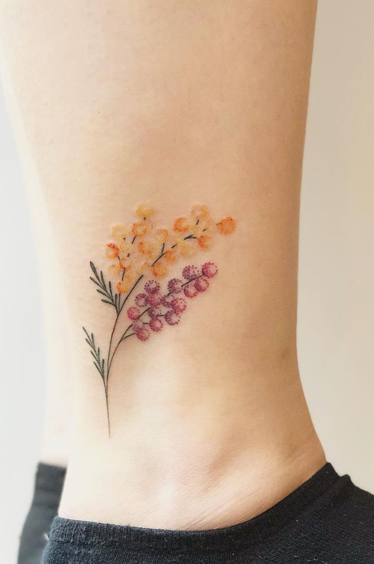 Pin On Flower Tattoo