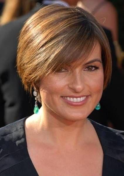 Tagli capelli corti femminili 2014 per viso tondo (Foto)   Nanopress