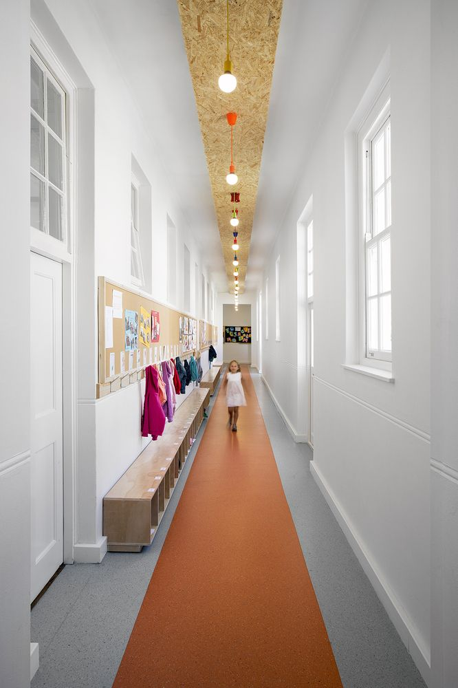 Gallery of French School Cape Town / Kritzinger Architects - 14