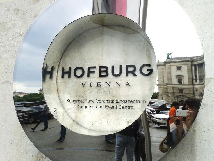 VieVinum 2014, Hofburg, Vienna