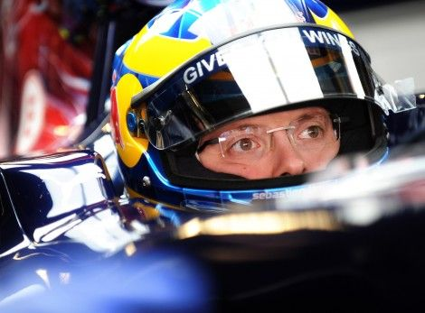 Sebastien Bourdais was dropped by Toro Rosso after one-and-a-half years in F1