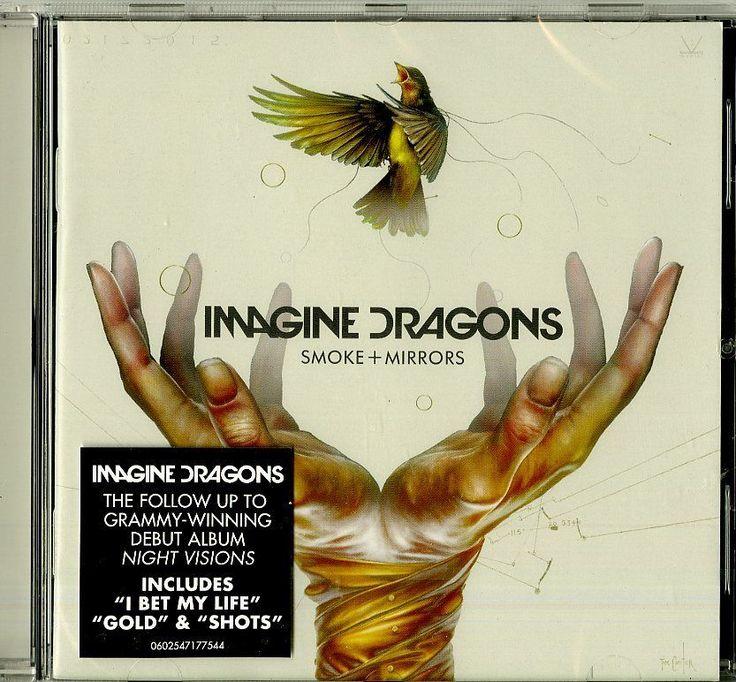 #SmokeAndMirrors  l'album per il 2015 degli #ImagineDragons . Vieni a comprarlo in negozio da #CDCLUB in versione CD oppure compralo sul nostro store online! (Clicca sulla copertina) #ImagineDragons in 24 ore è già a casa tua!!