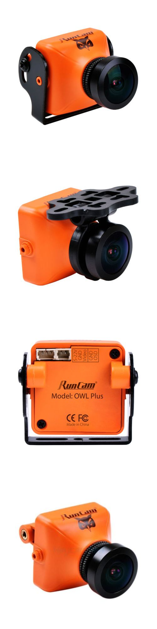 Flight Recorders and Telemetry 183470: Runcam Owl Plus 700Tvl Fpv Camera Mini Wide Angle For Quad Flying Drones 0.0001 -> BUY IT NOW ONLY: $37 on eBay!