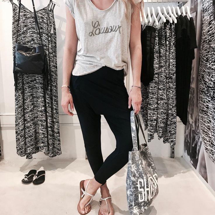 Samira Pants / Black $119.90 AUD | #buddhawear  #ethical #fashion #womenswear