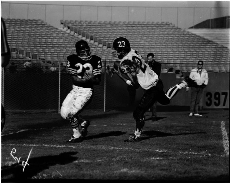 Broncos vs. Raiders, 1960