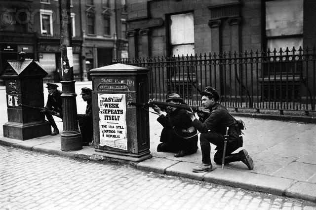 Snipers in the Irish Civil War