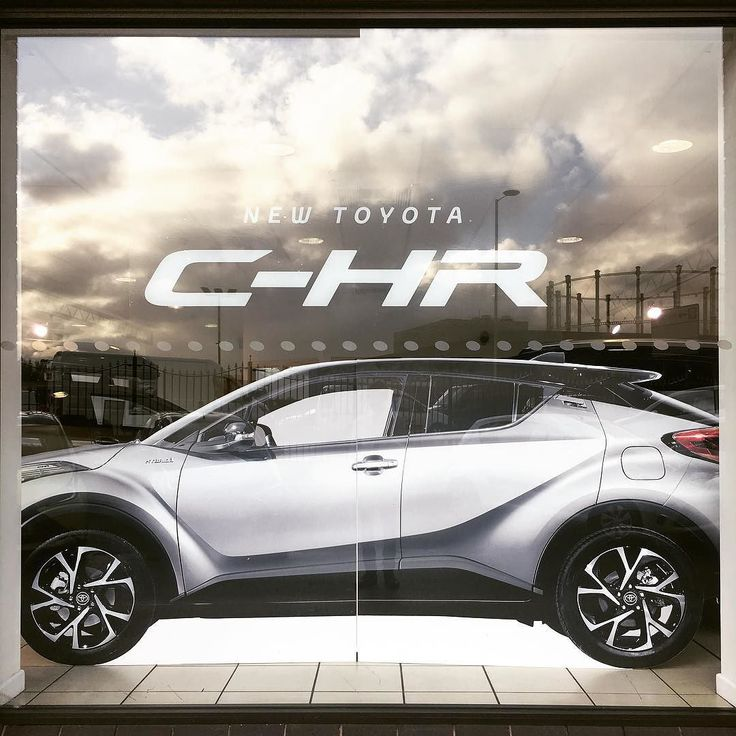 The countdown until the all new Toyota C-HR is on! Have you booked your test drive? Goo.gl/ONC22M