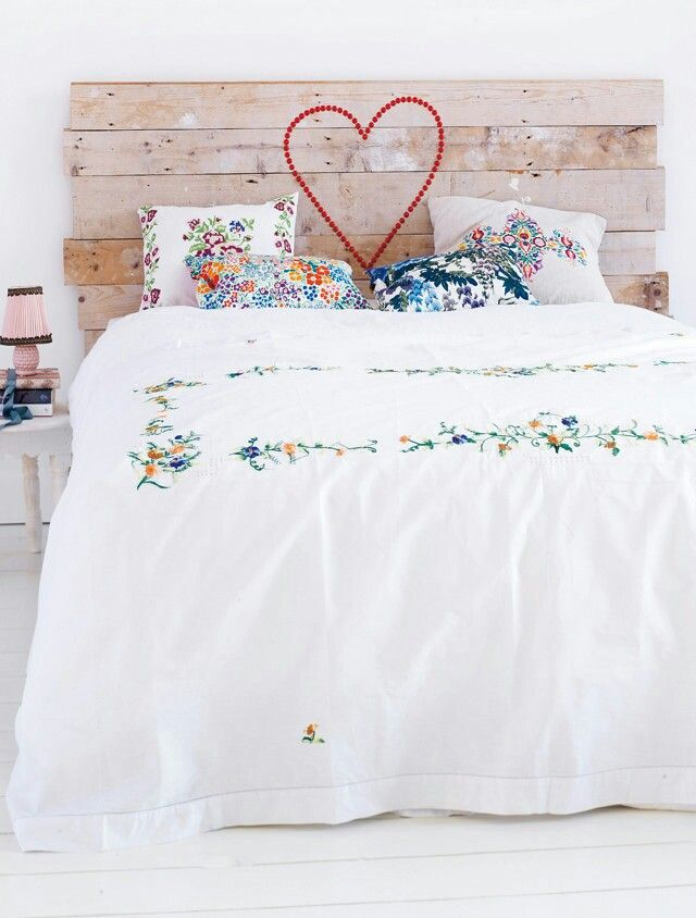 Frisse slaapkamer