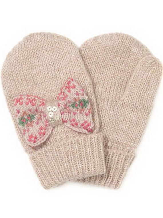 The 34 best images about Knitting Baby Mittens & Booties on Pinterest J...