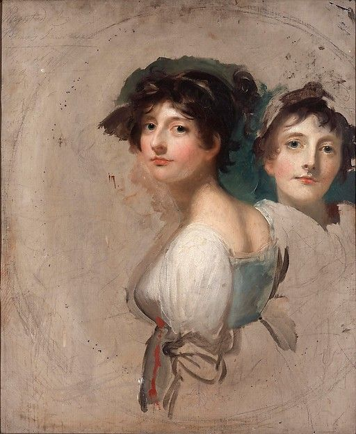 Sir Thomas Lawrence | Emilia, Lady Cahir, Later Countess of Glengall | The Met