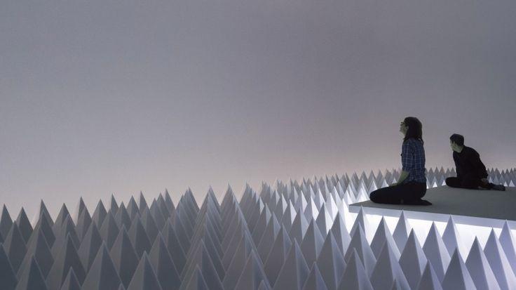 Doug Wheeler: PSAD Synthetic Desert III, Solomon R. Guggenheim Museum, New York, March 24–August 2, 2017
