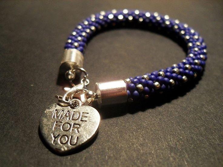 #01  #toho #madeforU #bead