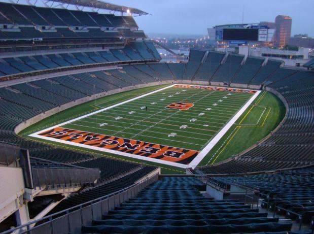 Cincinnati Bengals - Paul Brown Stadium