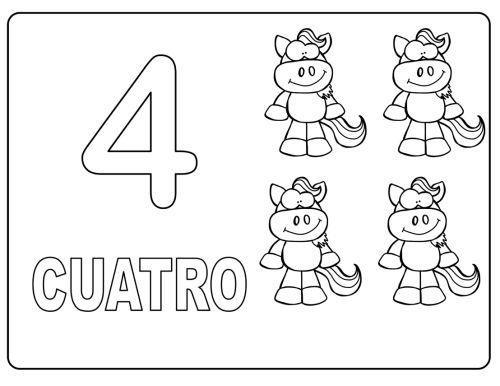 CUENTA Y COLOREA DEL 1 AL 10 ANIMALES LOCOS Y DIVERTIDOS -Orientacion Andujar