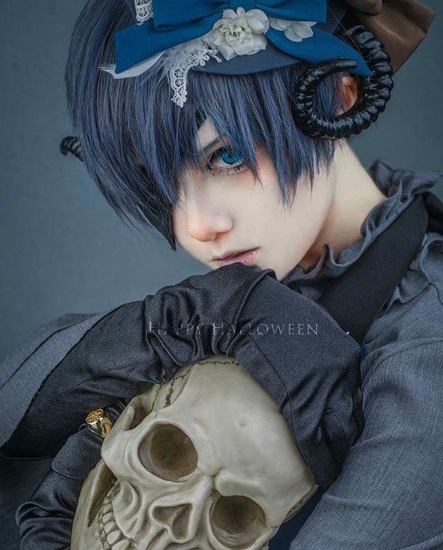 Ciel phantomhive #kuroshitsuji #blackbutlercosplay