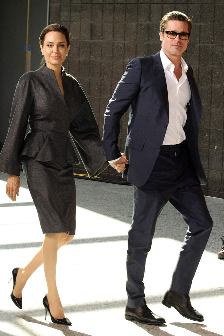 Angelina Jolie Et Brad Pitt La Fin D Une Belle Histoire Amour