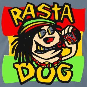 Rasta Dog - Men's Premium T-Shirt