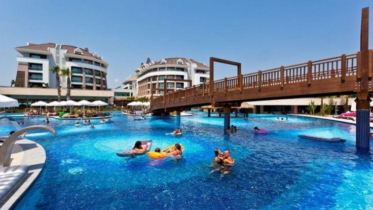 Hotel Sherwood Dreams Resort, Belek, Antalya, Turcia