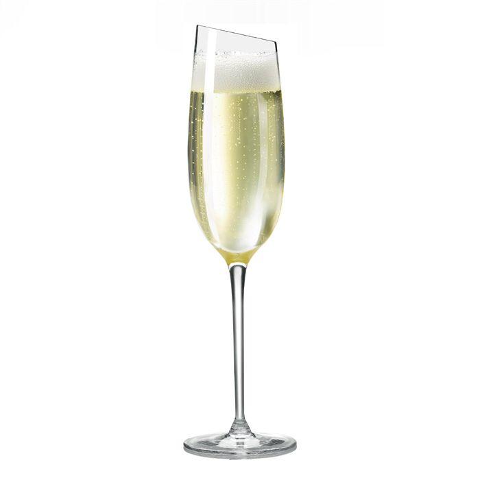 3 stk Eva Solo champagne glas