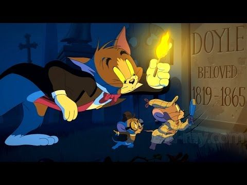 Animation movies in hindi dubbed - Tom and Jerry Meet Sherlock Holmes in hindi - YouTube