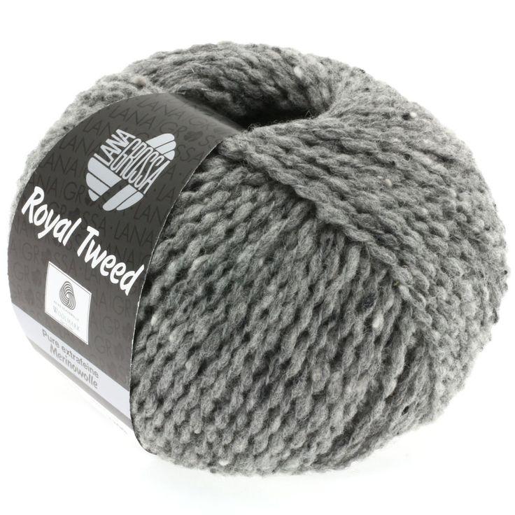 ROYAL TWEED 14-dark grey mix   EAN: 4033493021432