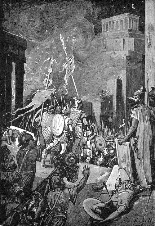 Punic Wars - Attack on Carthage