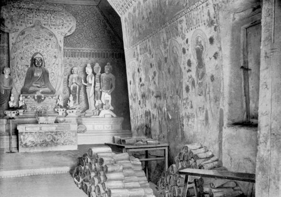 Dunhuang Cave 16 - Mogao Caves - Wikipedia