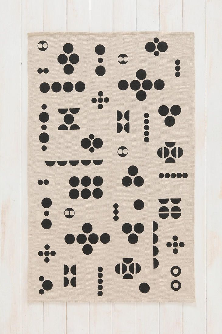 Assembly Home Circle Cluster Rug, Urban Outfitters