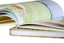 couverture rigide de livre photo cewe