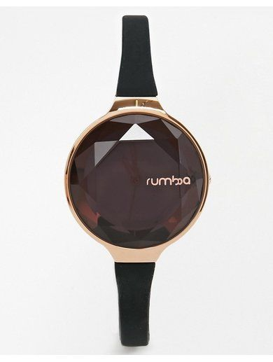 Rumba Time Orchard Gem Mini Black Diamond 30mm - Black