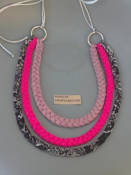 Collar masai - artesanum com                                                                                                                                                     Más