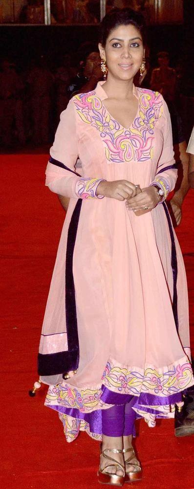 Sakshi Tanwar at Umang 2014 show. #Style #Bollywood #Fashion #Beauty