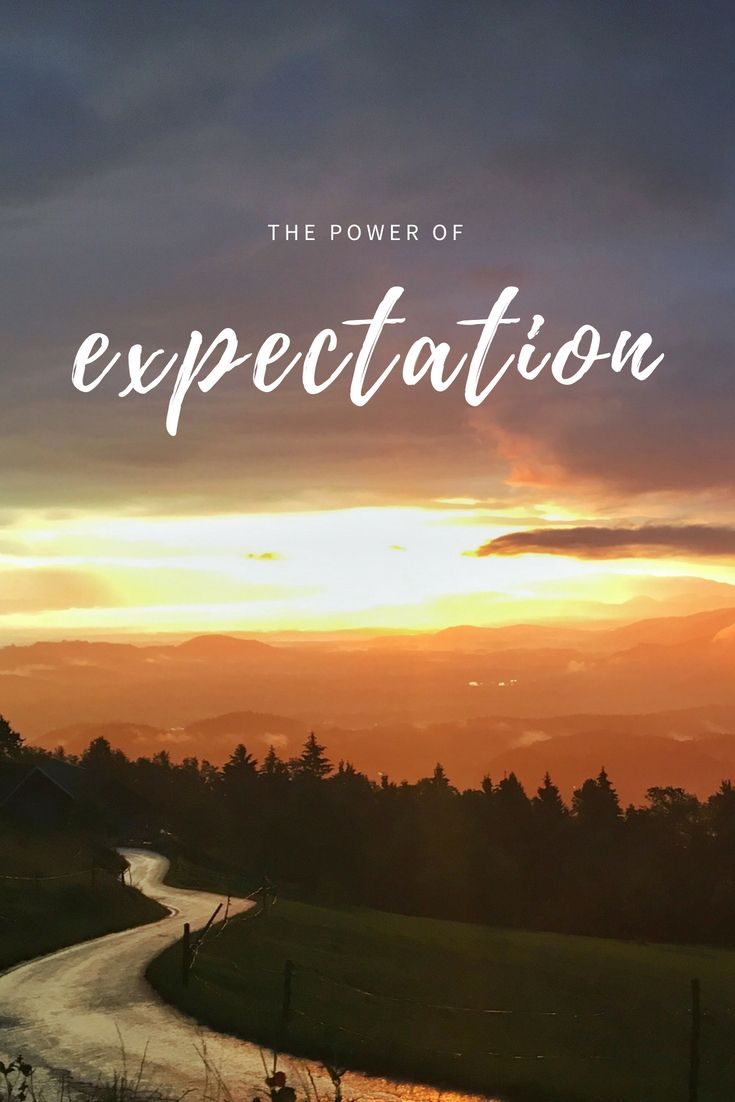power of expectation