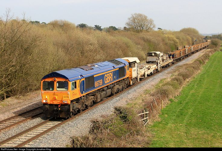 RailPictures.Net Photo: 66759 GBRailfreight GM Class 66 at Barrow on Trent, Derbyshire, United Kingdom by Jonathan King