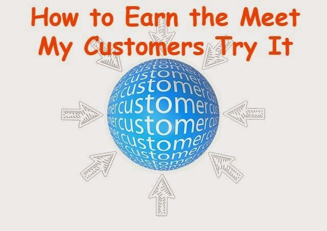 How to Earn Brownie Badges and Try Its: How to Earn the Brownie Meet My Customers Badge
