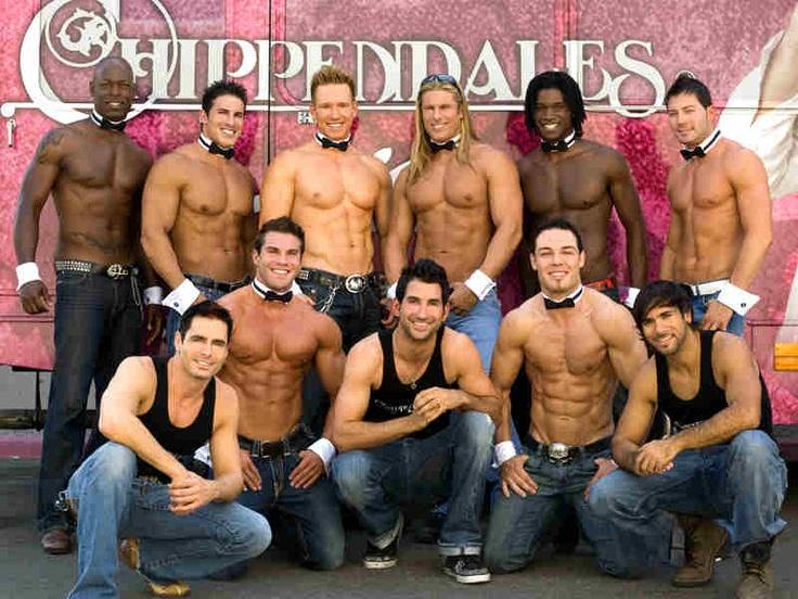 Chippendale men