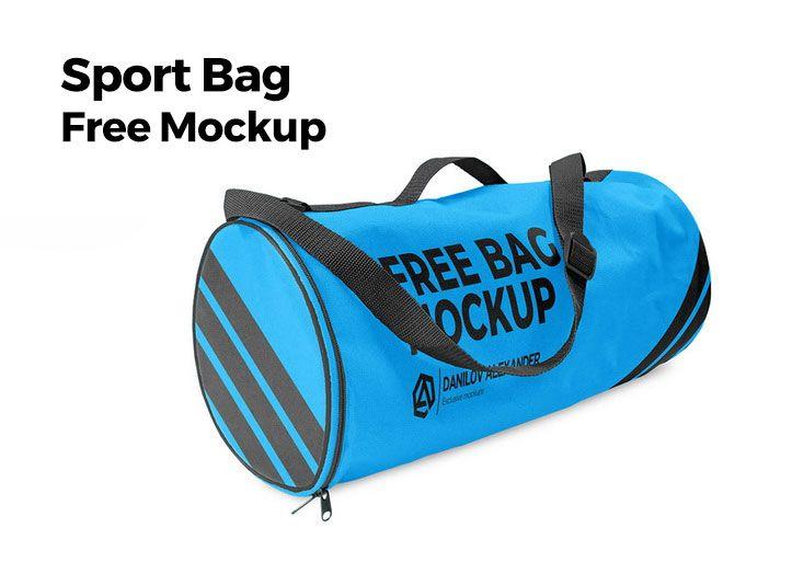 Download Sport Bag Mockup Free Psd Bag Mockup Free Mockup Mockup Free Psd